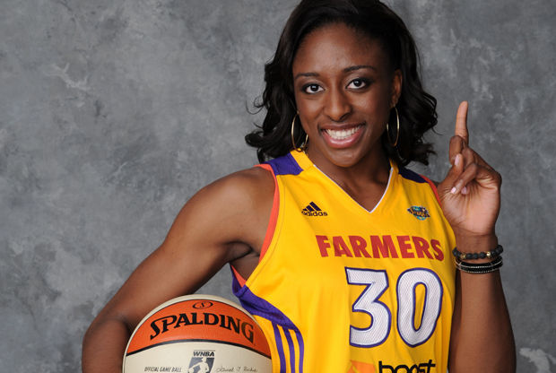 Nnemkadi Ogwumike./ Getty Images