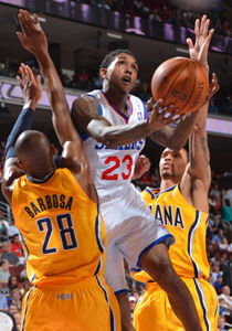 Lou Williams./ Getty Images