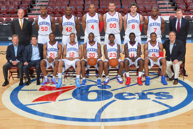 Philadelphia 76ers./ Getty Images