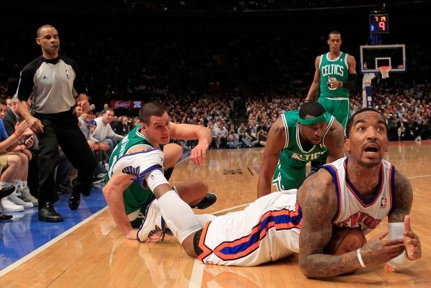 JR Smith./ Getty Images