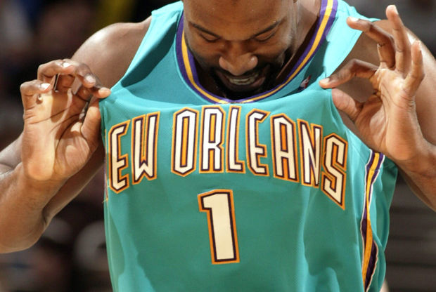 New Orleans Hornets./ Getty Images