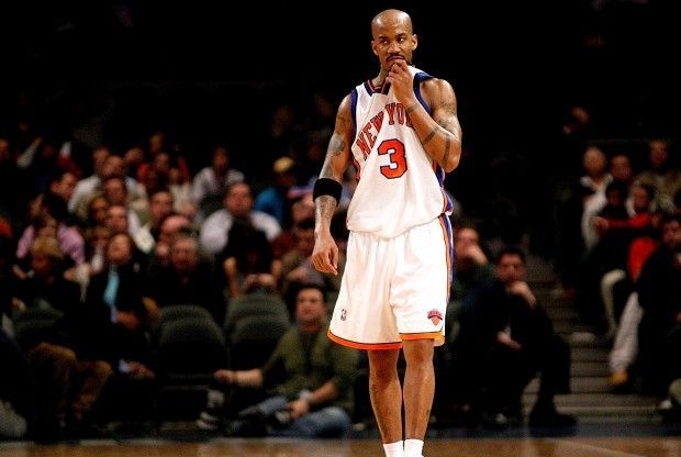 Stephon Marbury./ Getty Images
