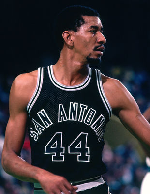 George Gervin./ Getty Images