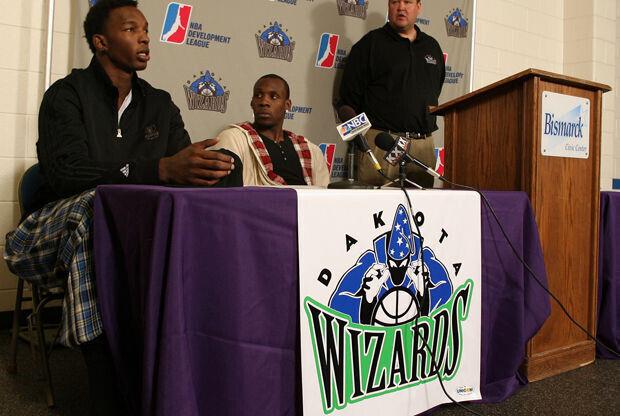 Dakota Wizards./ Getty Images