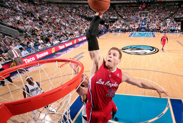 Blake Griffin./ Getty