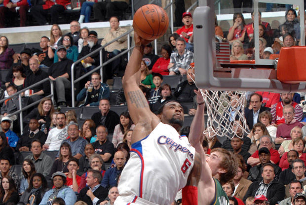 DeAndre Jordan./ Getty