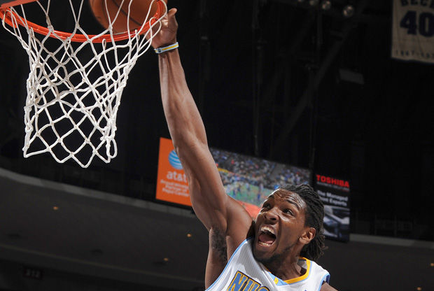 Kenneth Faried./ Getty