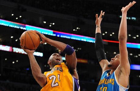Kobe Bryant./ Getty