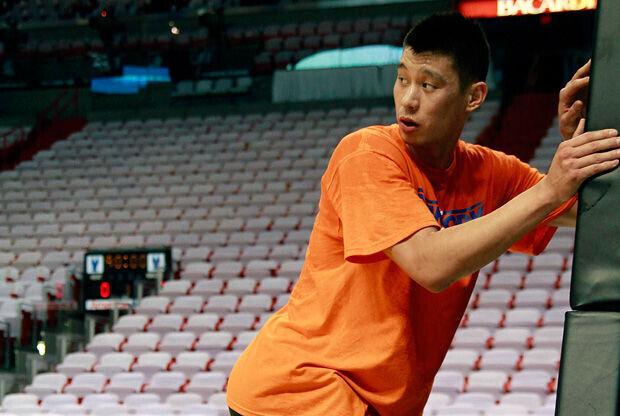 Jeremy Lin./ Getty