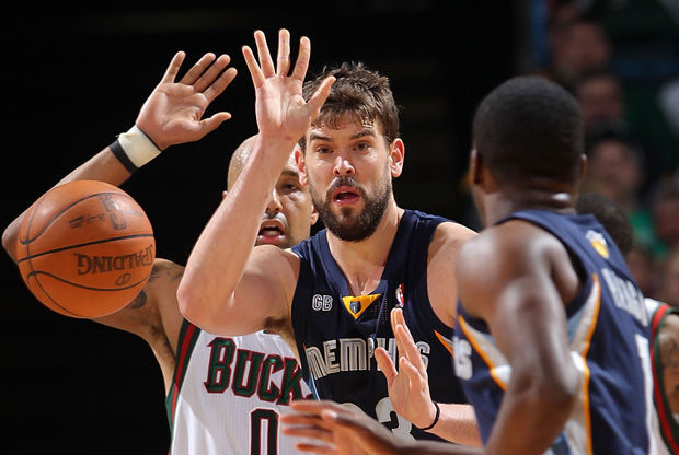 Marc Gasol./ Getty