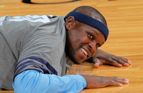 Zach Randolph./ Getty