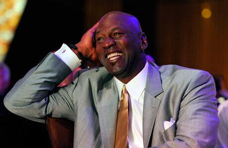 Michael Jordan./ Getty