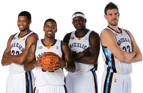 Memphis Grizzlies./ Getty