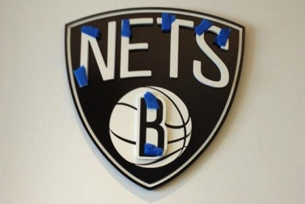 Brooklyn Nets logo./ Deadspin