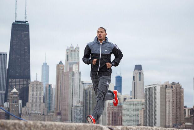 Derrick Rose./ Foto Adidas