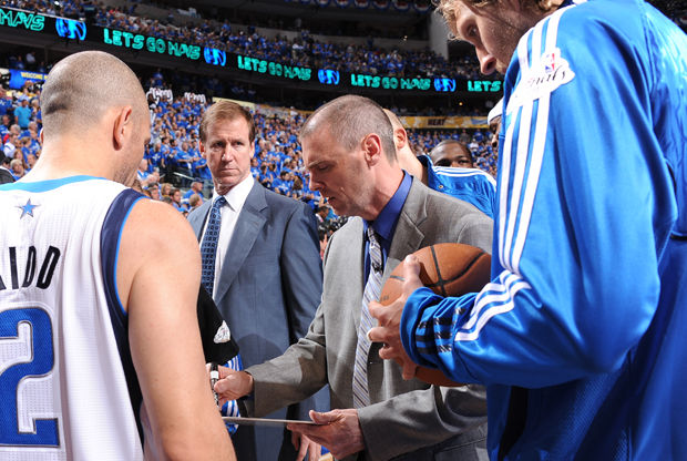 Rick Carlisle./ Getty Images