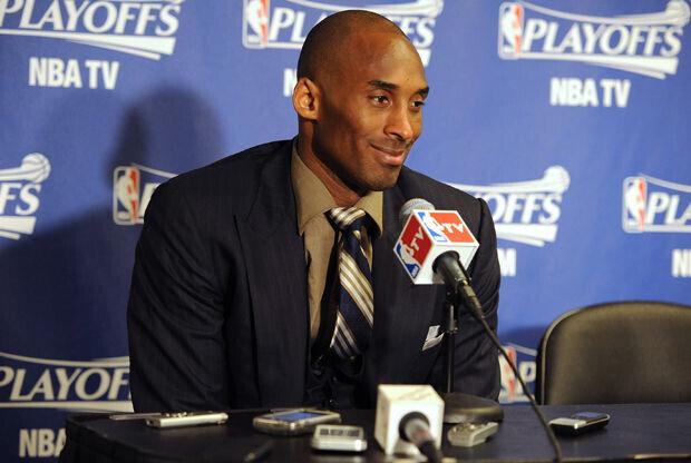 Kobe Bryant./ Getty Images
