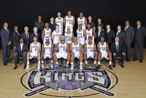 Sacramento Kings./ Getty Images
