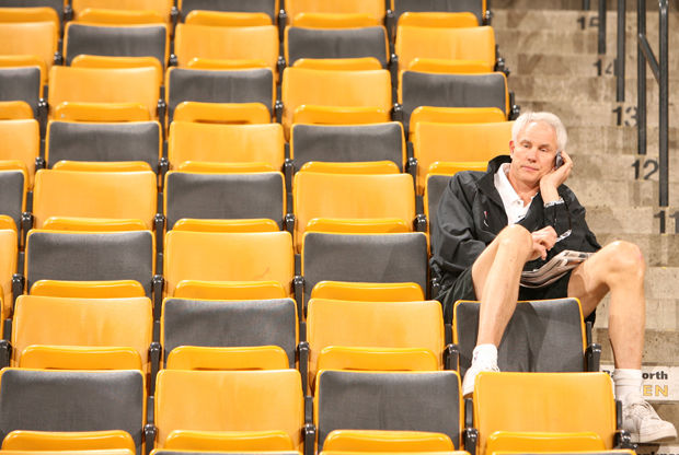 Mitch Kupchak./ Getty Images