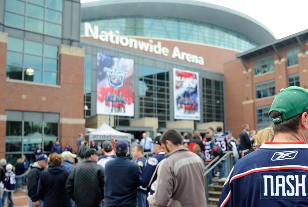 Nationwide Arena./ Getty Images