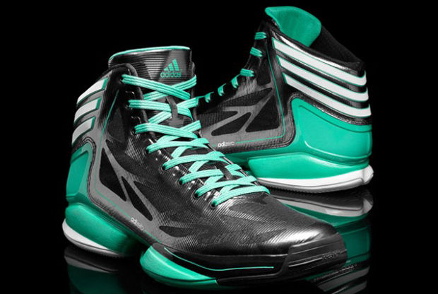 Adidas adiZero Crazy Light Black/Green
