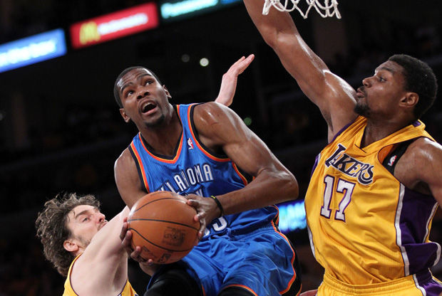 Kevin Durant./ Getty