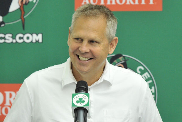 El general manager Danny Ainge./ Getty Images