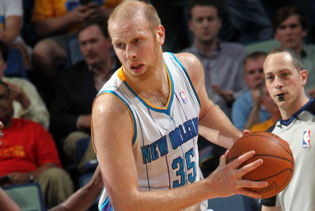 Chris Kaman./ Getty Images