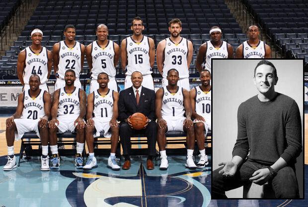 Memphis Grizzlies - Robert J. Pera./ Getty Images