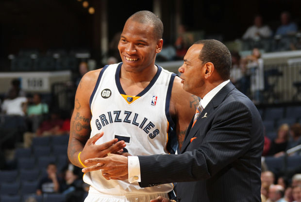 Marreese Speights./ Getty Images