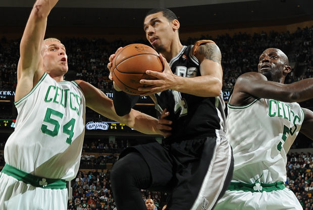 Danny Green./ Getty Images