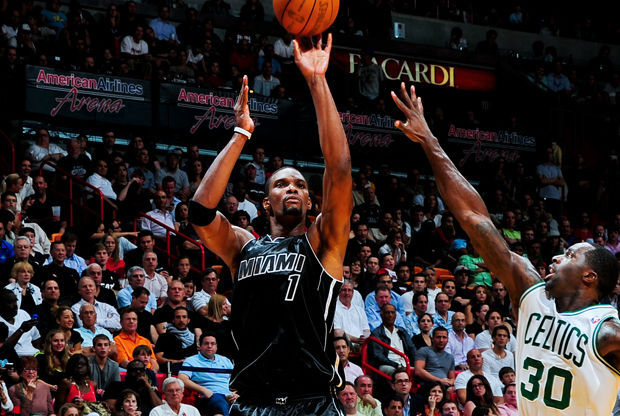 Chris Bosh./ Getty Images