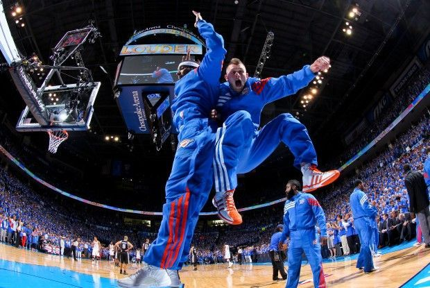 Cole Aldrich./ Getty Images
