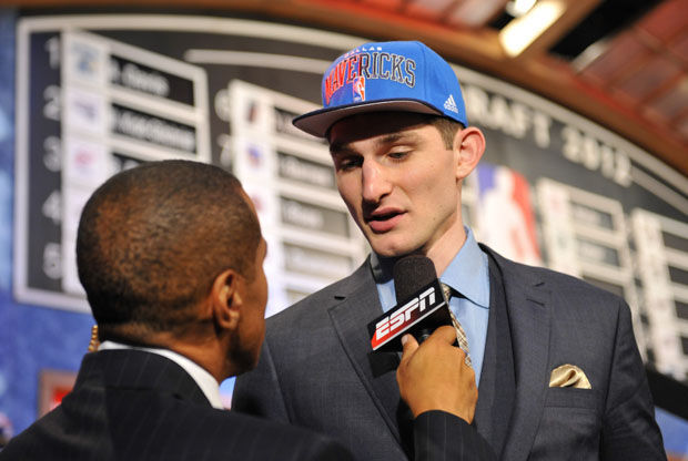 Tyler Zeller./ Getty Images