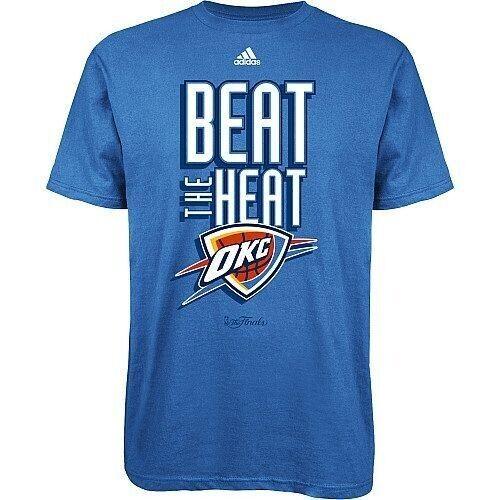 Oklahoma City Thunder - Beat the Heat