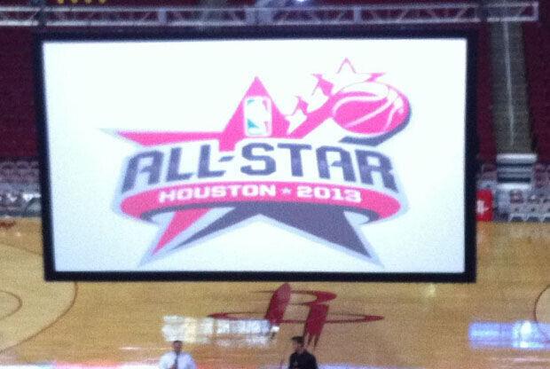 All-Star de Houston 2013