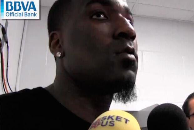 Kendrick Perkins, jugador de Oklahoma City Thunder