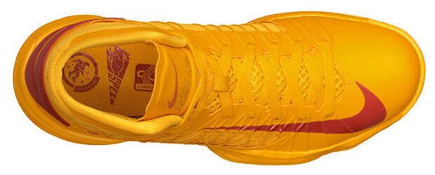 Nike+ Lunar Hyperdunk 2012 – 'University Gold'