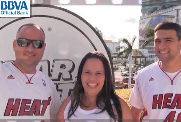 Seguidores de los Miami Heat