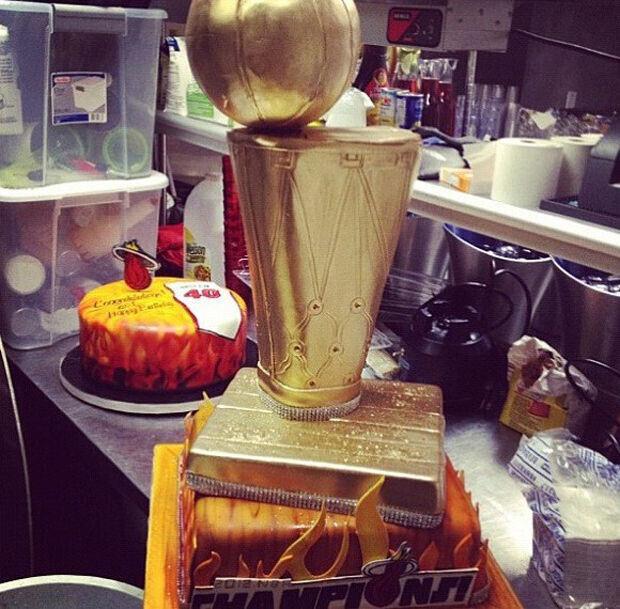 Miami Heat tarta