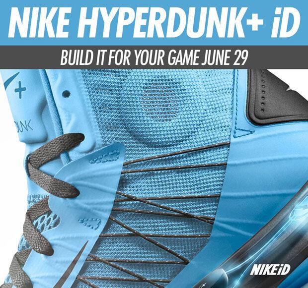 Nike+ Lunar Hyperdunk 2012