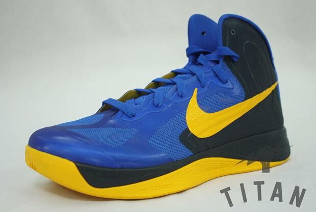 Nike Hyperdunk 2012 – Royal/University Gold-Obsidian