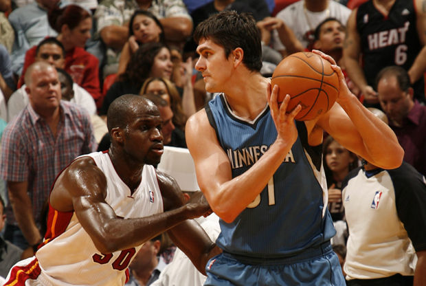 Darko Milicic./ Getty Images