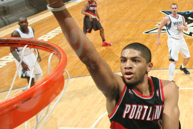 Nicolas Batum./ Getty Images