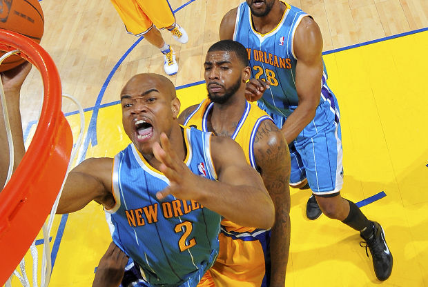 Jarrett Jack y Dorell Wright./ Getty Images