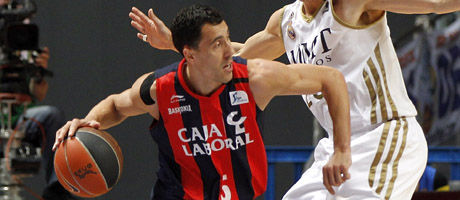 Pablo Prigioni./ ACB MEDIA