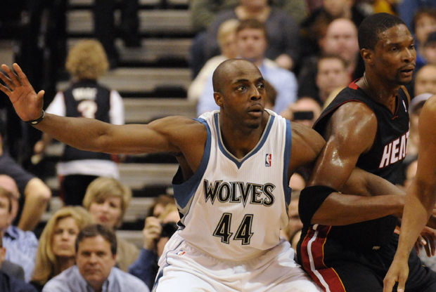 Anthony Tolliver./ Getty Images