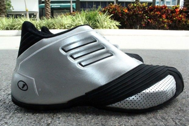 Adidas T-Mac 1 All Star Silver