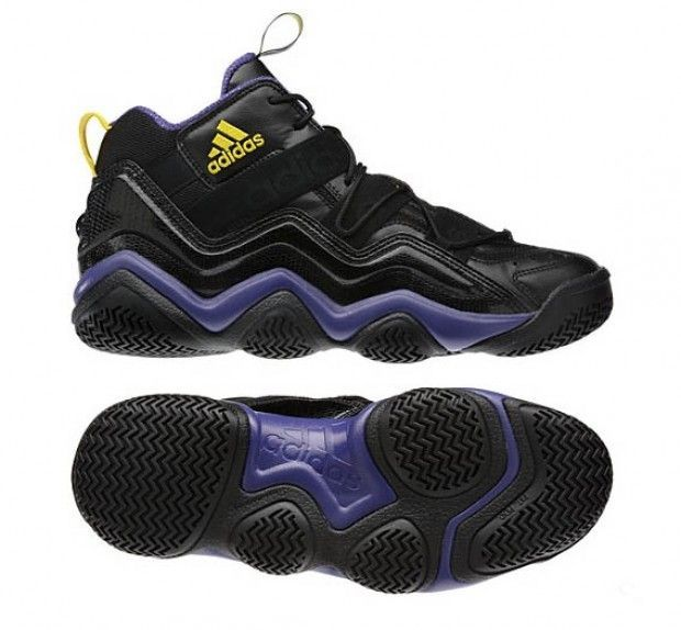 Adidas Top Ten 2000 Lakers