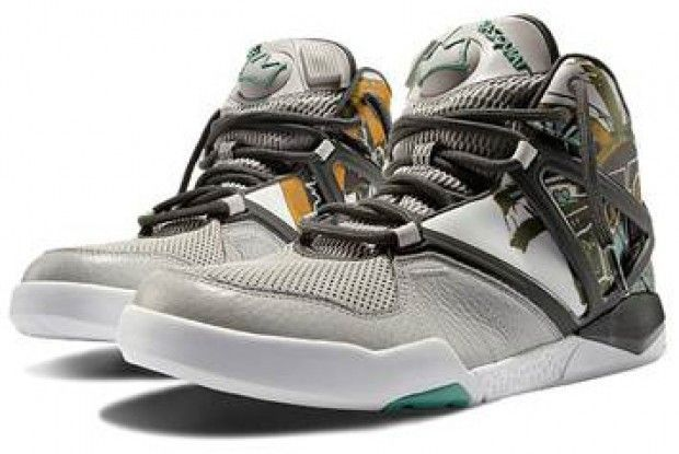 Reebok Pump Basquiat Edition